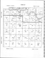 Code AY - Township 34 North, Range 18 West, Mills, Keya Paha County 1964